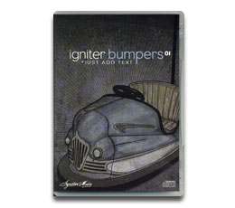 IGNITER BUMPERS 01