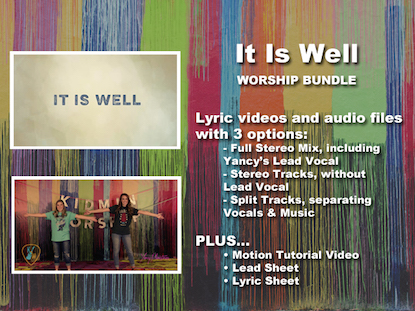 IT IS WELL WORSHIP BUNDLE