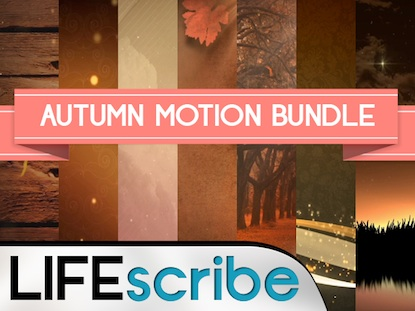 AUTUMN MOTION BUNDLE
