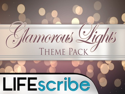 GLAMOROUS LIGHTS CHRISTMAS PACK