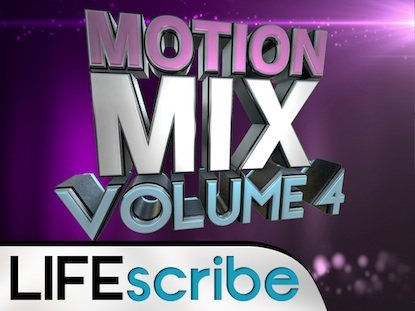 MOTION MIX VOLUME 4 PACK