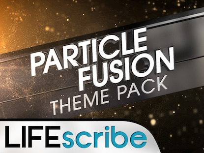 PARTICLE FUSION THEME PACK