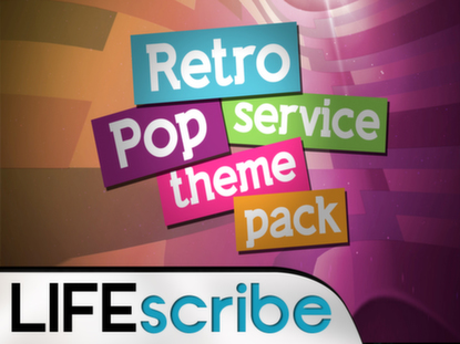 RETRO POP THEME PACK
