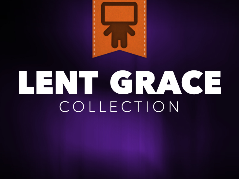 LENT GRACE SERVICE PACK