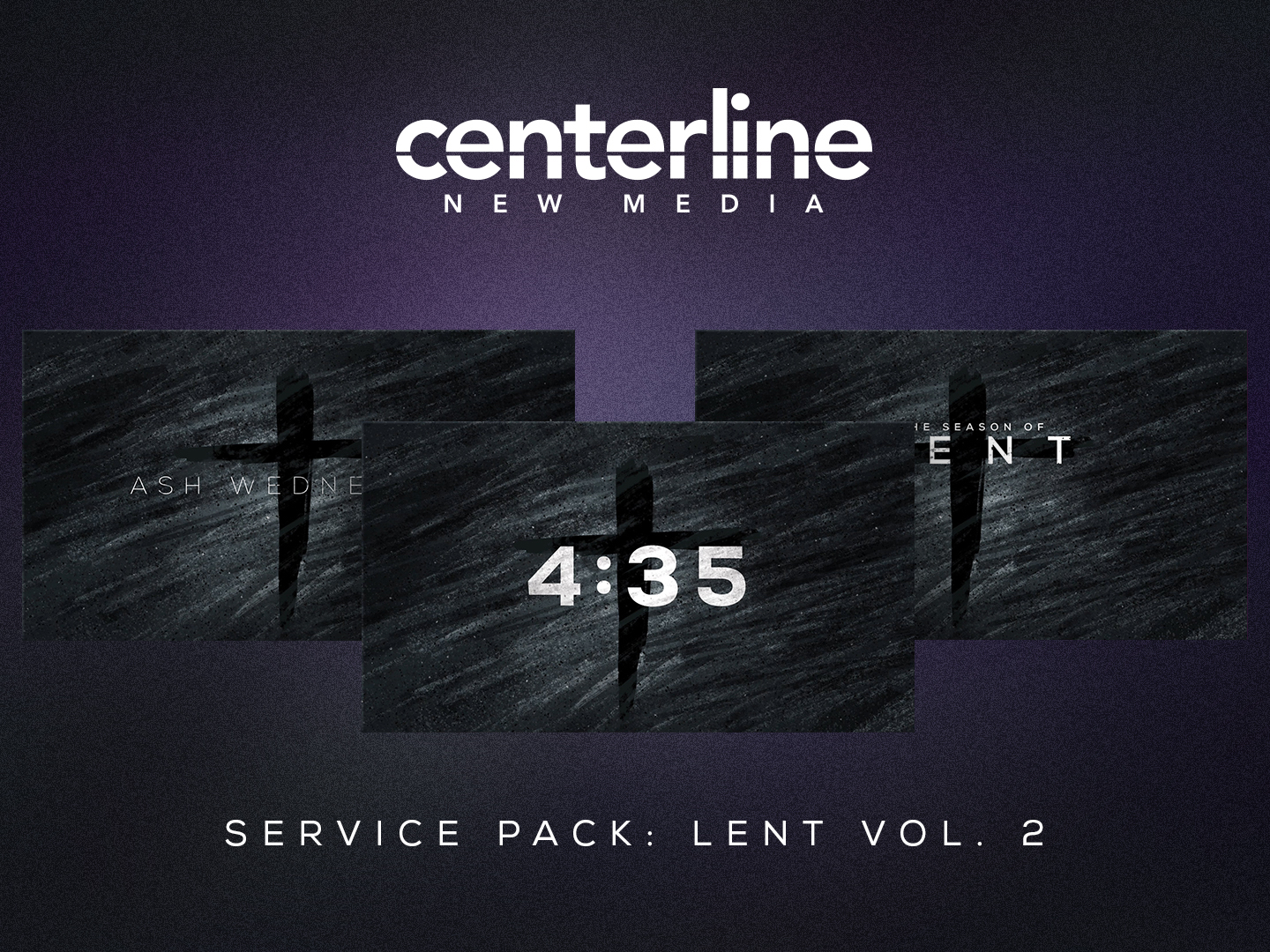SERVICE PACK: LENT VOL 2