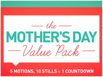 MOTHER'S DAY VALUE PACK