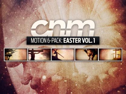 MOTION 6-PACK: EASTER VOLUME 1