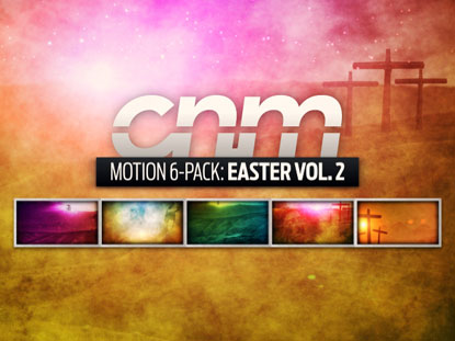 MOTION 6-PACK: EASTER VOLUME 2