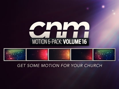 MOTION 6-PACK: VOLUME 16
