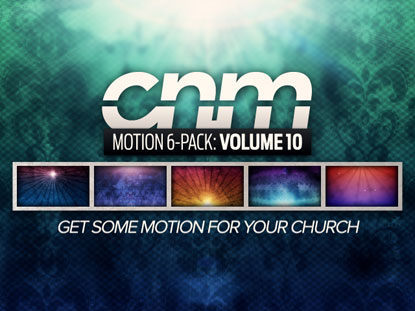 MOTION 6-PACK VOLUME 10