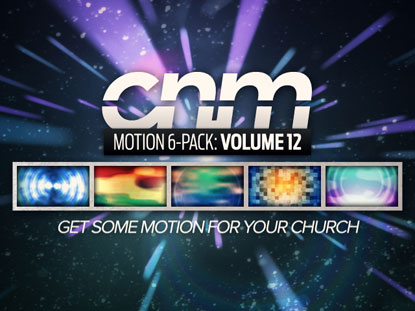 MOTION 6-PACK VOLUME 12