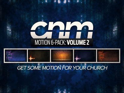 MOTION 6-PACK VOLUME 2