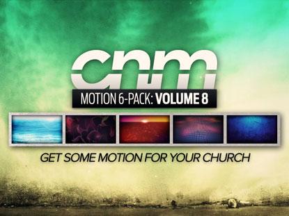 MOTION 6-PACK VOLUME 8