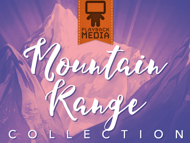 MOUNTAIN RANGE COLLECTION