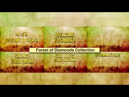 FOREST OF DIAMONDS COLLECTION