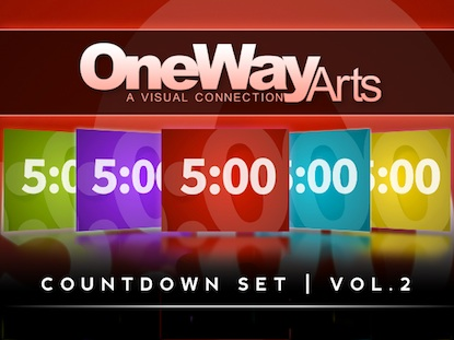 COUNTDOWN SET VOL. 2