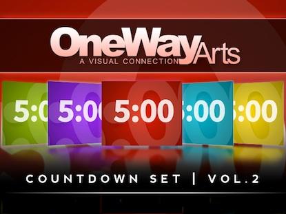 COUNTDOWN SET VOL. 2