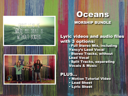 OCEANS WORSHIP BUNDLE