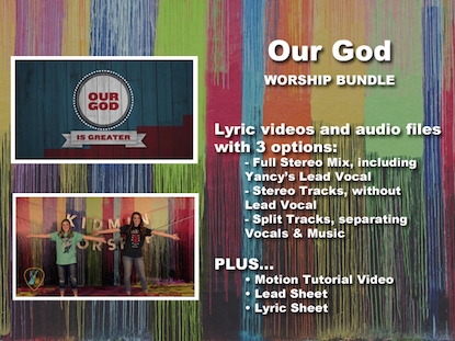 OUR GOD WORSHIP BUNDLE