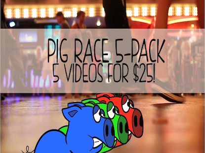 PIG RACE 5 PACK