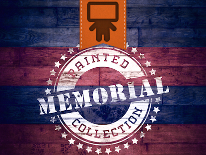 PAINTED MEMORIAL COLLECTION
