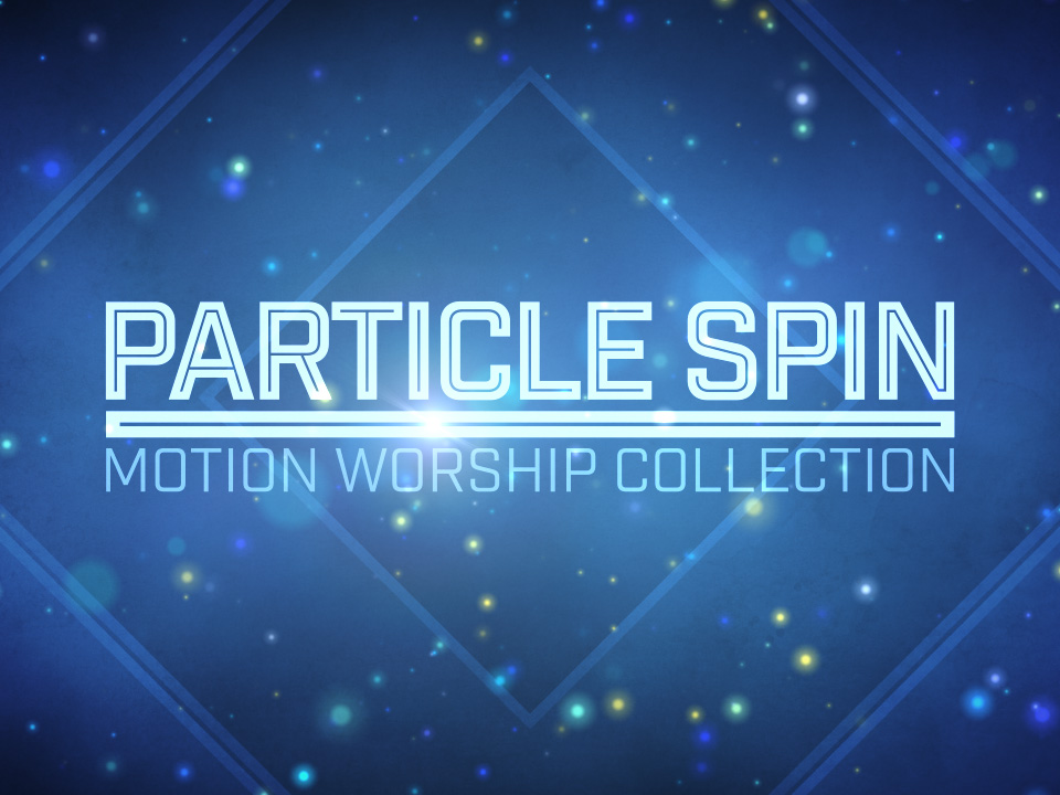 PARTICLE SPIN COLLECTION