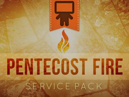 PENTECOST FIRE SERVICE PACK