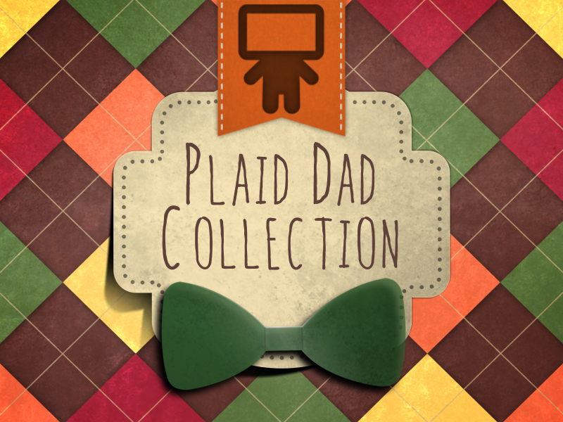 PLAID DAD COLLECTION - SPANISH