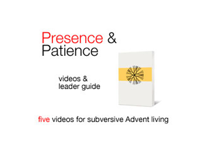 PRESENCE AND PATIENCE ADVENT COLLECTION
