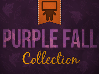 PURPLE FALL COLLECTION
