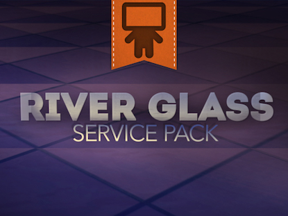 RIVER GLASS SERVICE PACK