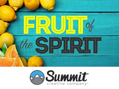 FRUIT OF THE SPIRIT: ELEMENTARY SERIES