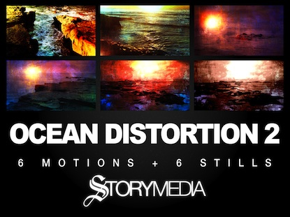OCEAN DISTORTION 2 MOTION PACK