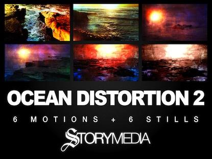 OCEAN DISTORTION 2 MOTION PACK