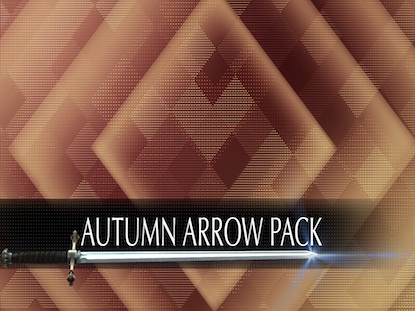 AUTMN ARROW PACK