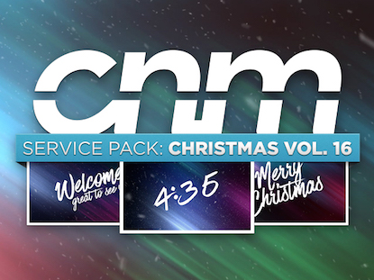 SERVICE PACK: CHRISTMAS VOL. 16