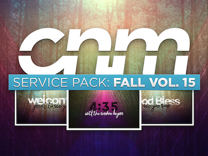 SERVICE PACK: FALL VOLUME. 15