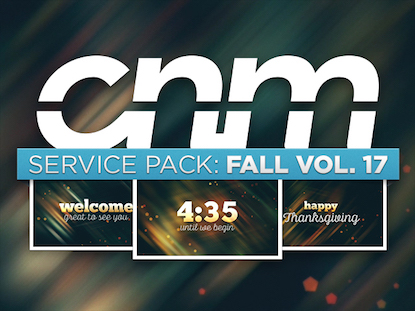 SERVICE PACK: FALL VOL. 17