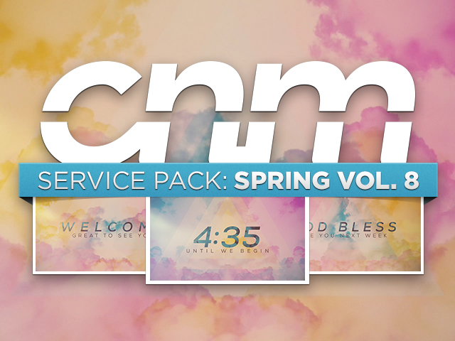SERVICE PACK: SPRING VOL 8