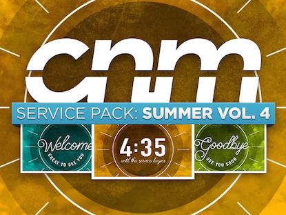 SERVICE PACK: SUMMER VOL. 4