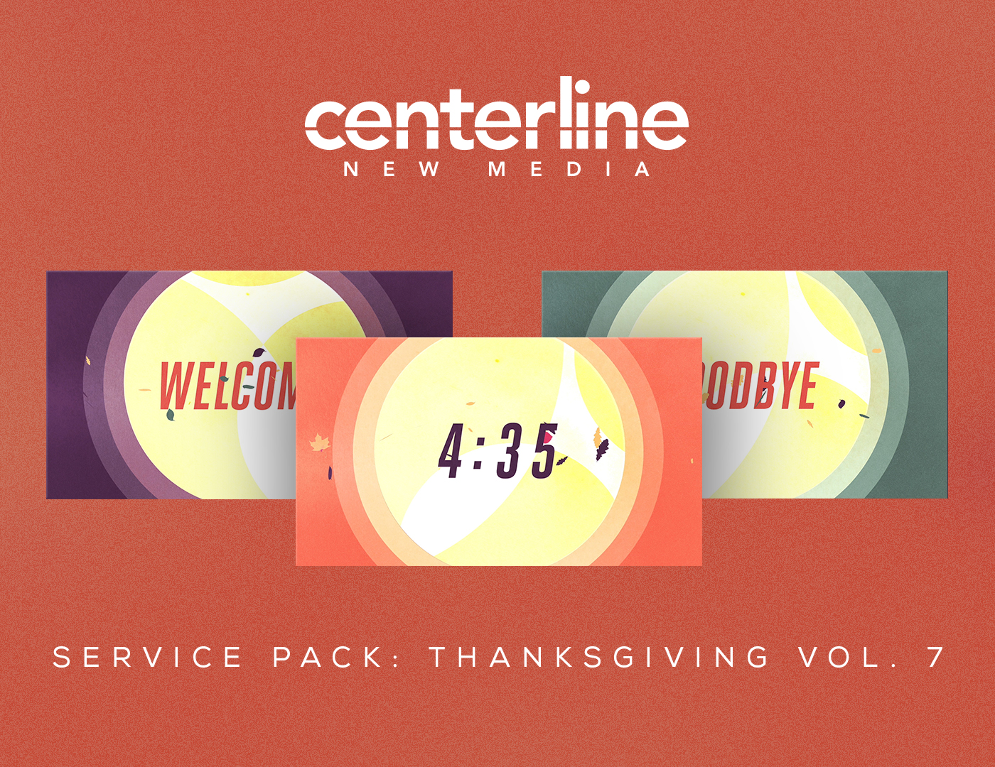 SERVICE PACK: THANKSGIVING VOL. 7