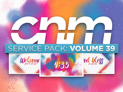 SERVICE PACK: VOLUME 39