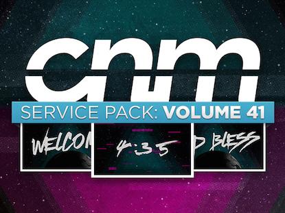 SERVICE PACK: VOLUME 41