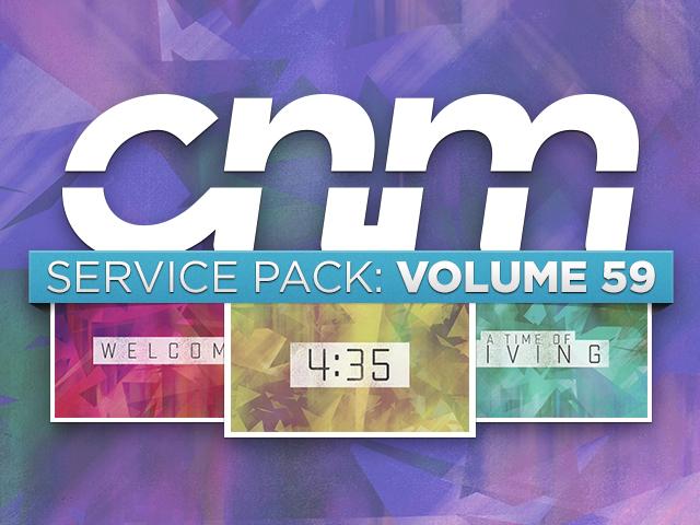 SERVICE PACK: VOLUME 59