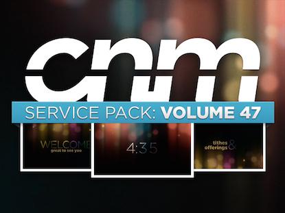 SERVICE PACK: VOLUME 47