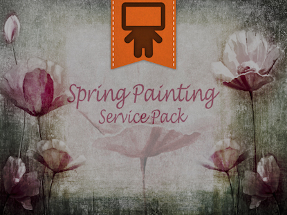 SPRING PAINTING SERVICE PACK