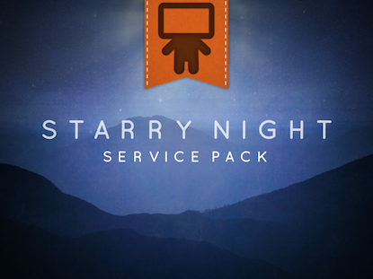 STARRY NIGHT SERVICE PACK