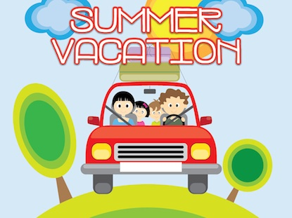 SUMMER VACATION: 8 WEEK CURRICULUM