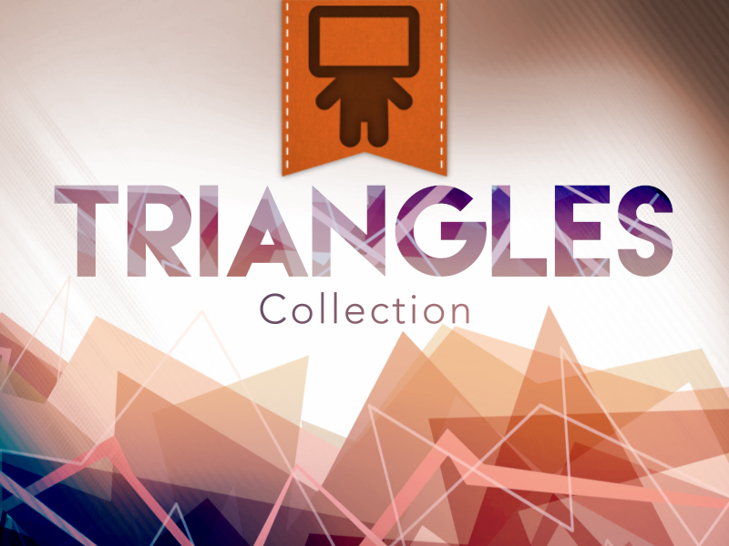 TRIANGLES COLLECTION