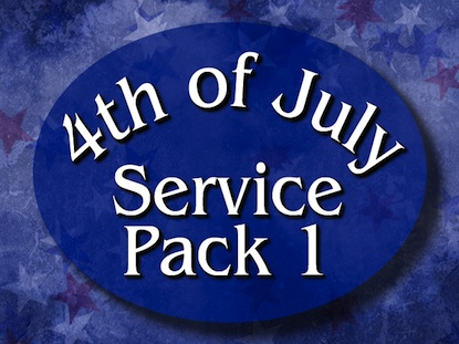 4TH OF JULY SERVICE PACK 1